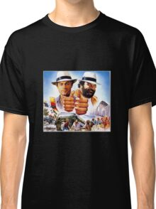 Go for It - Bud Spencer & Terence Hill Classic T-Shirt