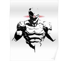Cyborg Ninja Poster