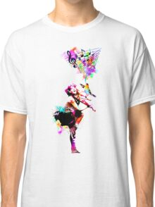 A Bird And The Violinist Classic T-Shirt