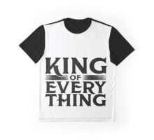 Men's King of Everything Graphic T-Shirt