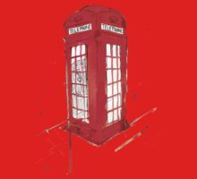 Telephone Booth 578 One Piece - Short Sleeve