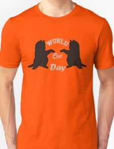 Cats day Unisex T-Shirt