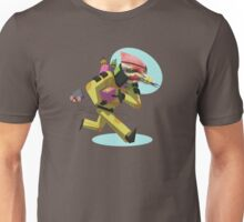 Demolitions Expert Woody Boomberg Unisex T-Shirt