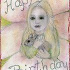 Happy Birthday my Baby Girl by MardiGCalero