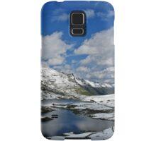 Scheidsee (Verwall Mountains) Samsung Galaxy Case/Skin