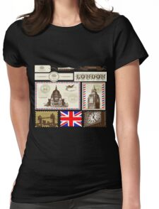 London Symbol 578 Womens Fitted T-Shirt
