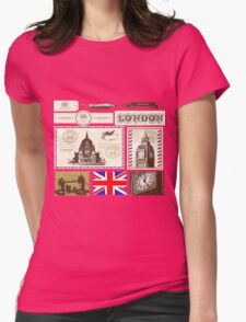 London Symbol Womens Fitted T-Shirt