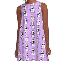 Silly Ghost  A-Line Dress
