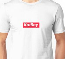 RatBoy Supreme Box Logo Rat Boy Unisex T-Shirt
