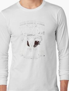 United States Of American You Mean Texas And Its 49 Bitches Long Sleeve T-Shirt