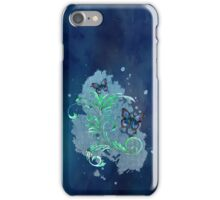 Watercolour Butterfly 02 iPhone Case/Skin
