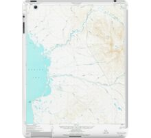 USGS TOPO Map Alaska AK Nome D-3 358077 1950 63360 iPad Case/Skin