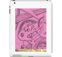 be a sport iPad Case/Skin
