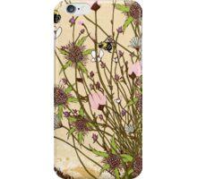 Wild Flowers Part 1 iPhone Case/Skin