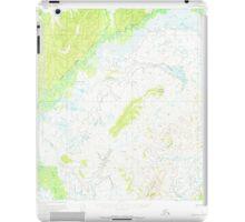 USGS TOPO Map Alaska AK Ophir D-1 358274 1954 63360 iPad Case/Skin