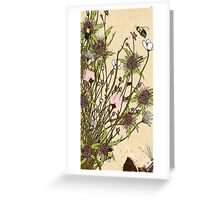 Wild Flowers Part 2 Greeting Card