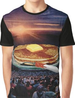 Breakfast Graphic T-Shirt