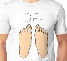 De-Feet Unisex T-Shirt