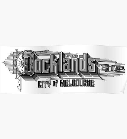 Docklands Poster