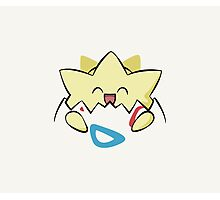 Pokemon - Togepi  Photographic Print