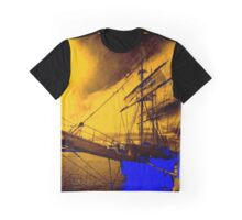 *Tall Ships* Graphic T-Shirt