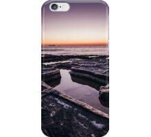 Salt flats in San Tumas, Malta iPhone Case/Skin