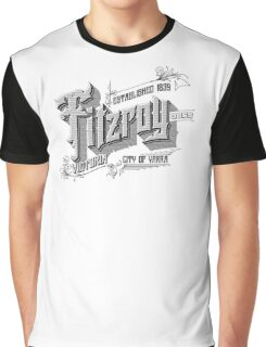 Fitzroy Graphic T-Shirt