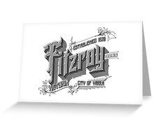 Fitzroy Greeting Card