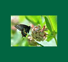 Eastern Black Swallowtail.... Womens Fitted T-Shirt