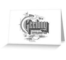 Geelong Greeting Card