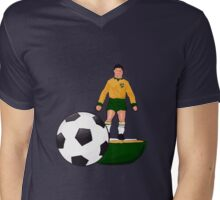 Retro  Table Football Australia 73 Mens V-Neck T-Shirt