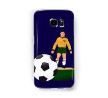 Retro  Table Football Australia 73 Samsung Galaxy Case/Skin