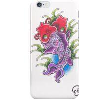 Fukushima Fish iPhone Case/Skin