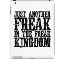 Hunter Thompson Quote Freaks Fear And Loathing In Las Vegas iPad Case/Skin