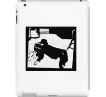 Art Noir Body iPad Case/Skin