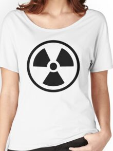 Radioactive Women's Relaxed Fit T-Shirt