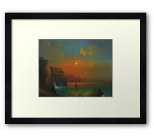 The Cliffs Of Moher Ireland Framed Print