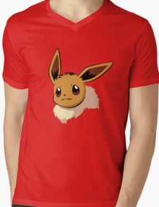 Pokemon - Eevee Mens V-Neck T-Shirt