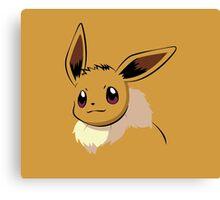 Pokemon - Eevee Canvas Print