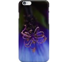 The Splendour of the Colour Purple iPhone Case/Skin