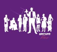 Archer Vice - Line Up by Loftworks