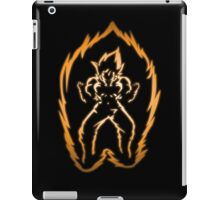 The Power of the Super Saiyan iPad Case/Skin