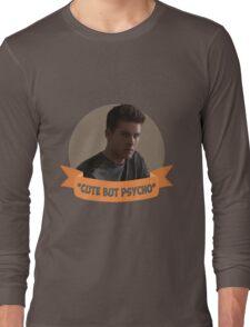 *Cute but Psycho* [Theo Raeken] Long Sleeve T-Shirt