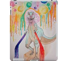 Space-rex got Lightsabers B*itches iPad Case/Skin