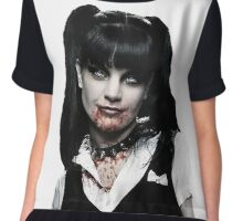 La Vampira (The Vampire) Chiffon Top
