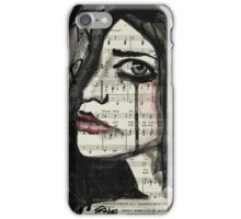 Weep iPhone Case/Skin