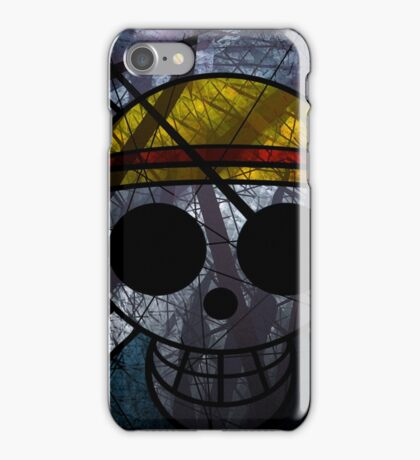 "One Piece ""Mugiwara Kaizoku"" iPhone Case/Skin"