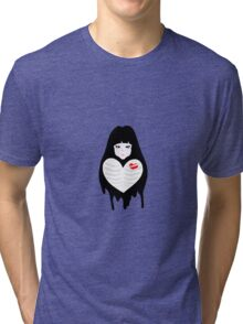 Cute doll Tri-blend T-Shirt