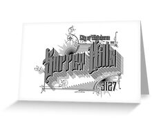 Surrey Hills Greeting Card