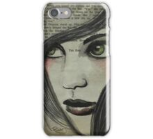 When You Kissed Me Earlier iPhone Case/Skin